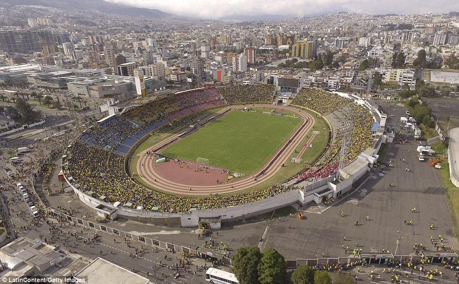 Olimpico Atahualpa