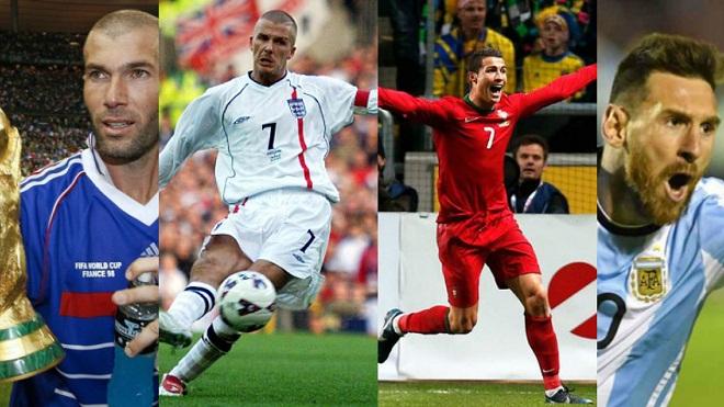 Messi, Ronaldo và Zidane, ai là 'thánh gánh team' vĩ đại nhất?