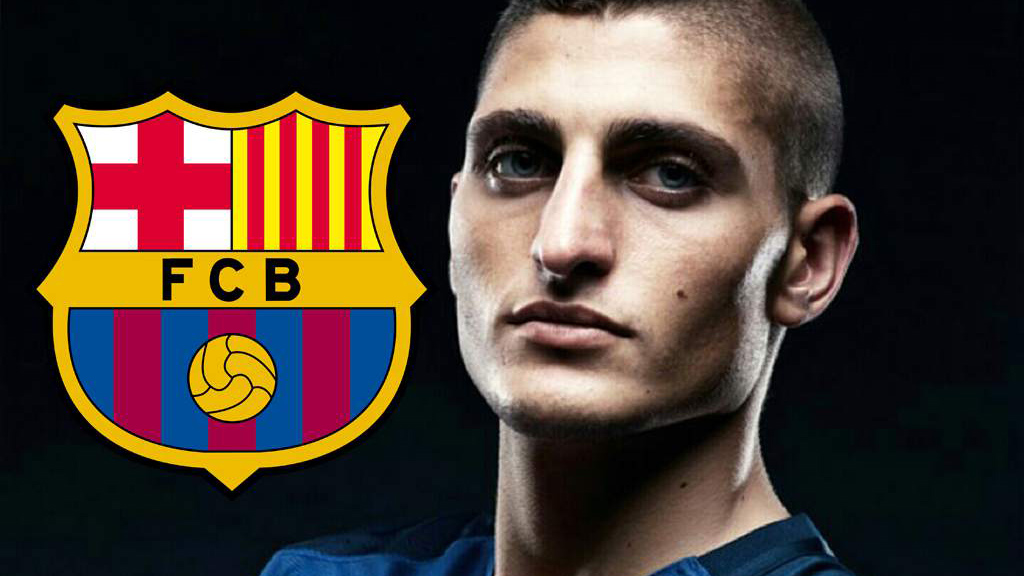 Với tài năng, đẳng cấp và phong cách, Verratti xứng đáng để Barca mạo hiểm