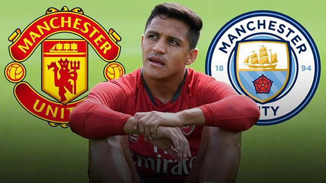 Alexis Sanchez sắp đến M.U với giá 32 triệu bảng: Vụ chuyển nhượng kịch tính và căng thẳng!