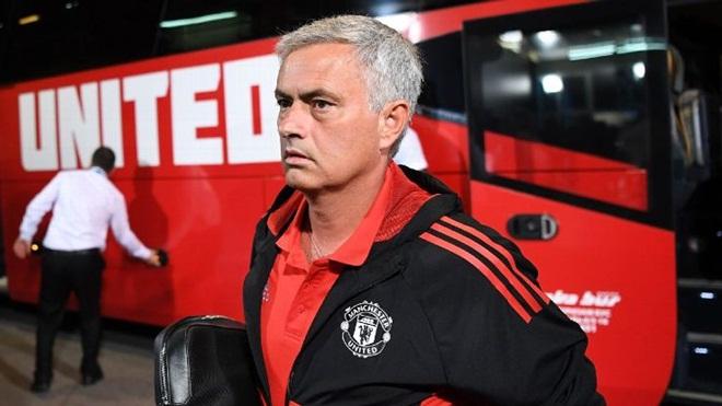 Jose Mourinho: 'M.U sẽ trở lại đỉnh cao Châu Âu sau 2 năm nữa'