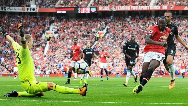 M.U 4-0 West Ham: Lukaku lập cú đúp, Quỷ đỏ thắng tưng bừng ngày ra quân