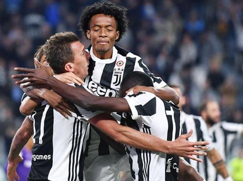 Video clip highlights bàn thắng trận Juventus 1-0 Fiorentina