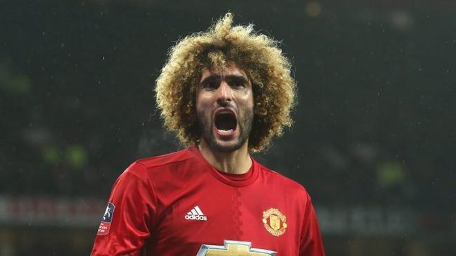 Mourinho đã làm thay đổi cách nhìn nhận về Fellaini ở M.U