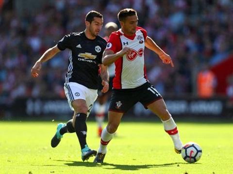 TRỰC TIẾP Southampton 0-1 M.U, Stoke 0-2 Chelsea, Man City 0-0 C.Palace: Lukaku, Morata lập công (Hiệp 1)