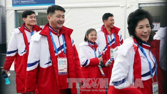 Người Hàn Quốc phải bốc thăm để được xem nghệ sĩ Triều Tiên diễn chào mừng Olympic PyeongChang