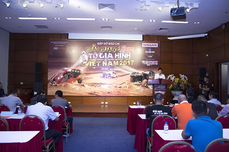 VOC 2017 diễn ra trong 2 ngày 9, 10/9/2017 tại Làng Văn hóa Du lịch các dân tộc Việt Nam (Đồng Mô, Sơn Tây, Hà Nội