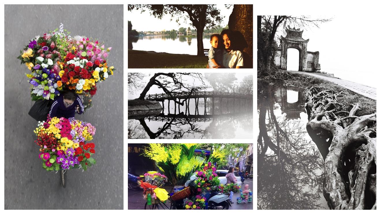 Chiêm ngưỡng những 'tình yêu Hà Nội' qua ảnh ở phố đi bộ Hồ Gươm