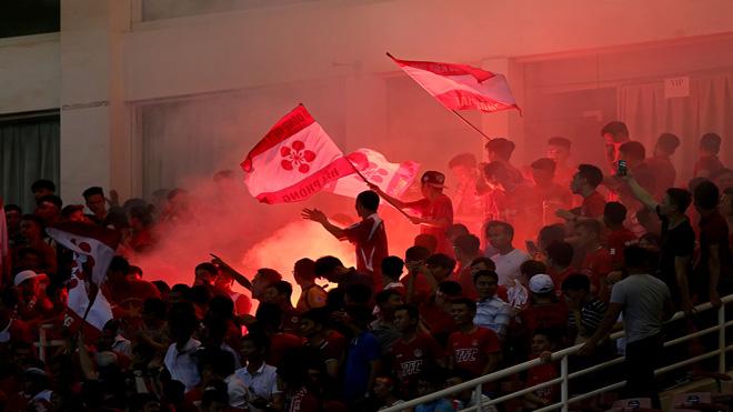 Sân Cần Thơ vẫn mở cửa cho CĐV Hải Phòng