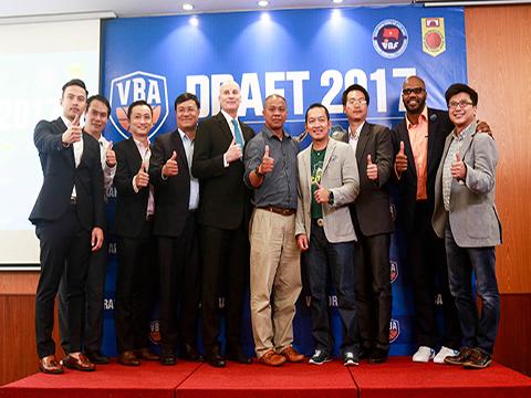 VBA Draft 2017: Bất ngờ nối tiếp bất ngờ
