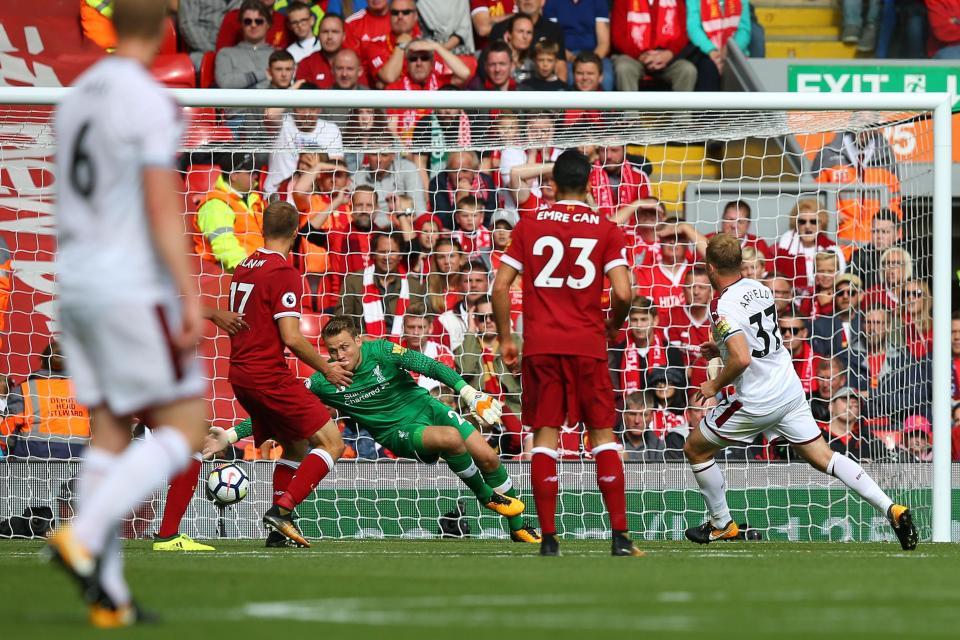 ĐIỂM NHẤN Liverpool 1-1 Burnley: Bệnh cũ của thày trò Klopp. Khoảng trống Mane quá lớn