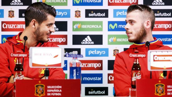 Man United sợ Real vì De Gea sẽ 'chơi xấu' vụ Morata