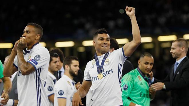 'Đẳng cấp của Casemiro đã làm đổi thay Real Madrid'