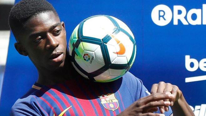 Demble – Mảnh ghép cuối mùa của Barca!