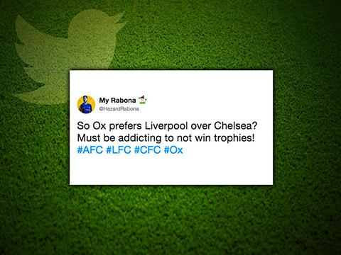 Oxlade-Chamberlain 'chê tiền, chê danh hiệu mới chọn Liverpool', 'chưa qua mà đã phản Conte'