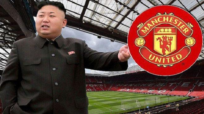 Kim Jong Un là fan cuồng M.U, không bỏ trận nào của 'Quỷ đỏ'