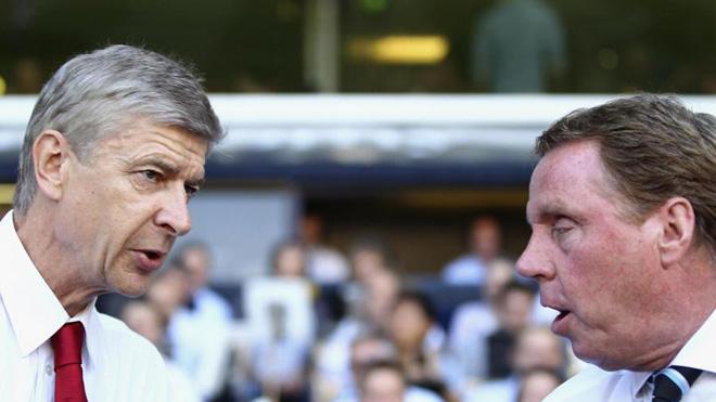 Arsenal sẽ vô địch Premier League nếu Wenger giỏi chiến thuật như... Harry Redknapp