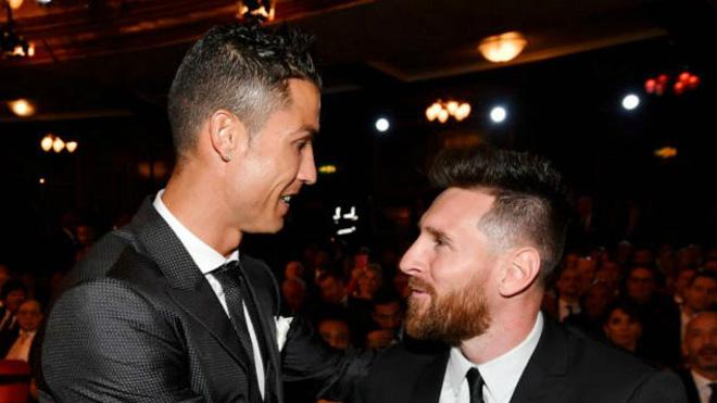 Hé lộ cuộc đối thoại thú vị giữa Messi và Ronaldo trước đêm trao giải The Best