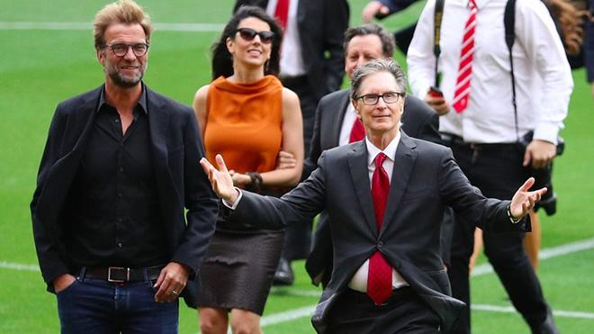 Kết quả hình ảnh cho Vì sao Liverpool bác đề nghị 1,5 tỷ bảng từ nữ tỷ phú Dubai?
