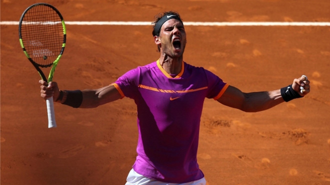 Rafael Nadal đã trở lại đỉnh cao như thế nào?
