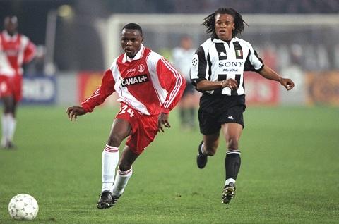 Juventus mùa giải 97/98 đã đánh bại Monaco ở bán kết Champions League
