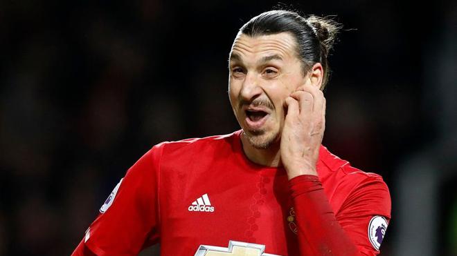 Chỉ cần 1 mùa ở M.U, Ibrahimovic đã trở thành Cầu thủ giàu nhất nước Anh