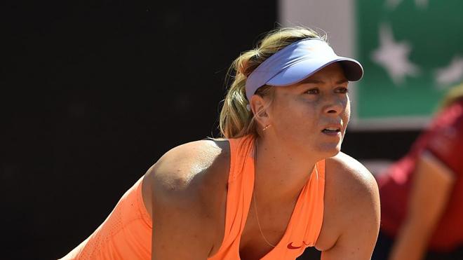 Tennis ngày 17/5: Tiết lộ lý do Sharapova không dự Roland Garros. Kyrgios lần đầu tiên 'bái sư' sau 2 năm