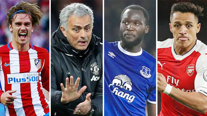 Hè này, Mourinho sẽ mang 'sát thủ' nào về Old Trafford?