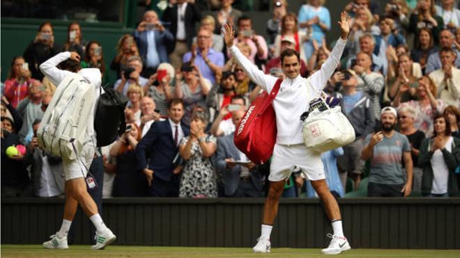 'Ai cũng phải thừa nhận Federer vĩ đại nhất trong lịch sử'
