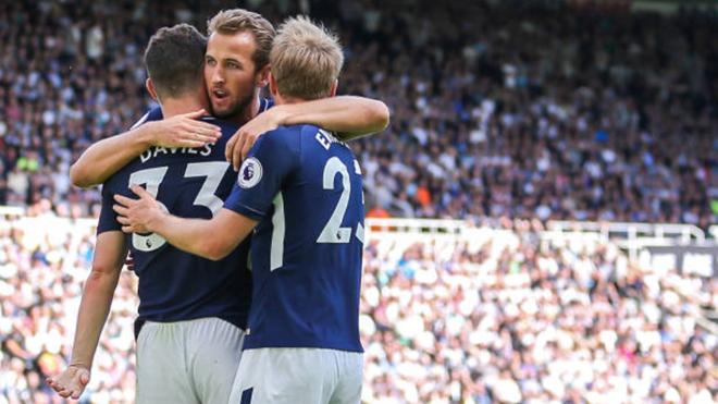 Video clip highlights bàn thắng trận Newcastle United 0-2 Tottenham