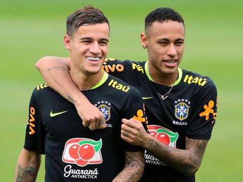 Neymar nói Coutinho 'tuyệt vọng' vì không được sang Barca
