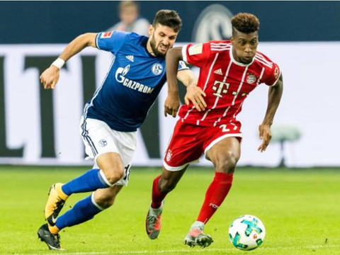 Video clip highlights bàn thắng trận Schalke 0-3 Bayern Munich