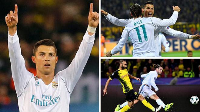 Real Madrid cực 'khủng': 5 năm bất bại tại vòng bảng Champions League