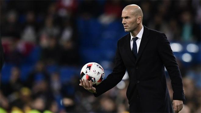 Real Madrid hòa Numancia, Zidane thừa nhận nguy cơ bị sa thải
