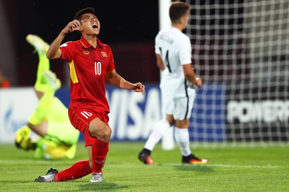 Cựu tuyển thủ QG Quốc Vượng: 'U20 Việt Nam hay nhưng U20 New Zealand đá kém'