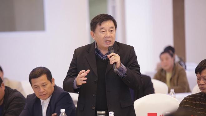 Trưởng Ban trọng tài VFF Nguyễn Văn Mùi: 'Tôi không bao che con trai Nguyễn Trọng Thư'