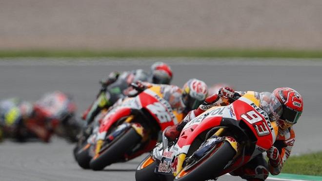 Chặng 9 giải đua MotoGP: Repsol Honda Team lên ngôi