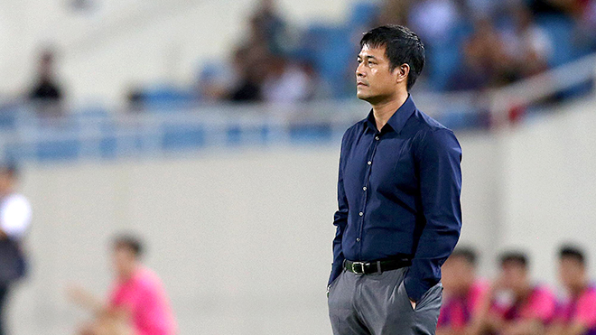 HLV Hữu Thắng từ chức sau trận thua của U22 Việt Nam trước Thái Lan
