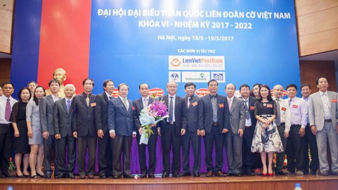 Tách cờ tướng ra khỏi Liên đoàn cờ Việt Nam từ khóa VI