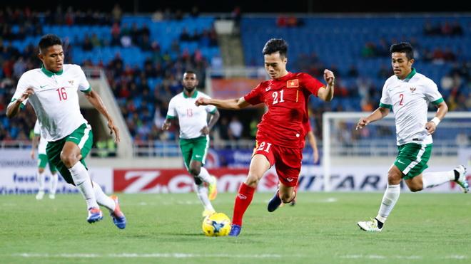 Văn Toàn muốn ghi nhiều bàn thắng tại SEA Games 29