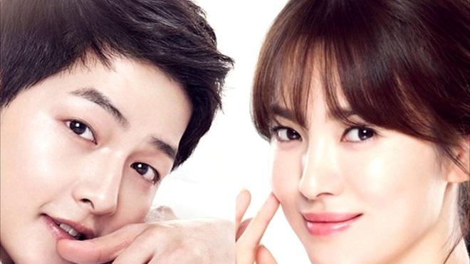 Cặp đôi Song Joong Ki và Song Hye Kyo làm gì để có làn da tuyệt đẹp?