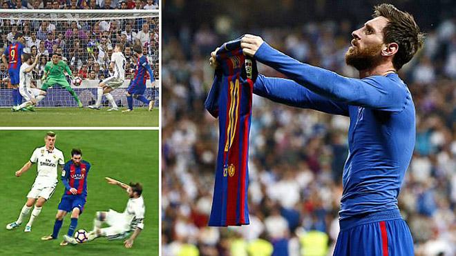 Tổng Biên tập tờ AS: 'Messi và màn trình diễn lớn nhất thế giới'