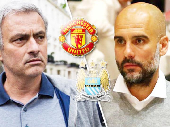 Quan điểm: Derby Manchester giữa Mourinho và Pep lẽ ra để phân định ngôi vô địch...