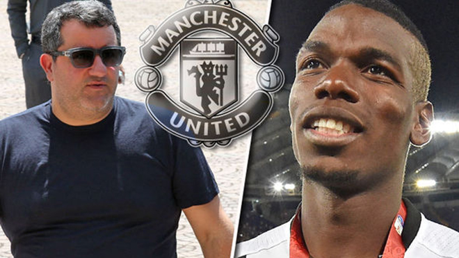 NÓNG: FIFA điều tra khẩn cấp thương vụ Pogba tới Man United