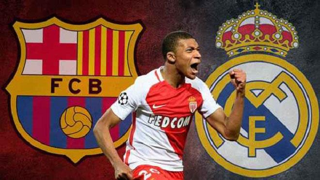 Bán Neymar, Barca sẵn sàng cướp Mbappe trên tay Real Madrid