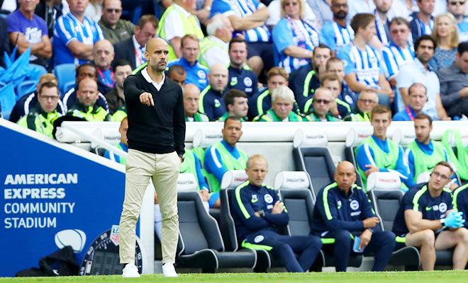 Thời trang của Pep Guardiola che mờ cả chiến thắng của Man City