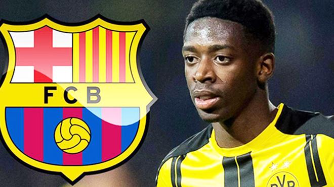 Barcelona chỉ là một CLB hạ đẳng nếu 'giật dây' cho Dembele nổi loạn