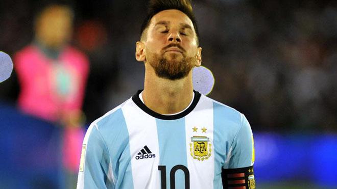 Messi và Dybala tịt ngòi, Argentina trước nguy cơ lỡ hẹn World Cup 2018