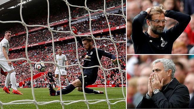 Liverpool khắc chế M.U nhờ sự thay đổi nào của Klopp?