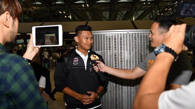 Sau Việt Nam, U22 Thái Lan có mặt tại Malaysia chinh phục HCV SEA Games